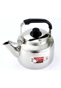 Zebra Stainless Steel Whistling Kettle 7.5Litre Z113 550