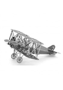 ZOYO 3D Metal Nano Puzzle Model Building Kits Toy - Fokker D-VII