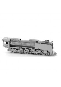 ZOYO 3D Metal Nano Puzzle Model Building Kits Toy - Steam Locomotive