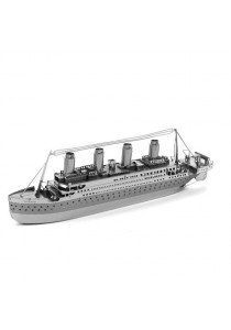 ZOYO 3D Metal Nano Puzzle Model Building Kits Toy - Titanic