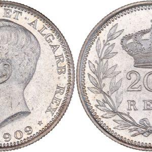 Portugal_1909_200Reis_MS63_2500X2500