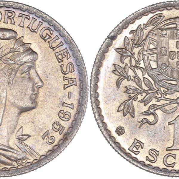 Portugal_1952_1Esc_MS65_2500X2500