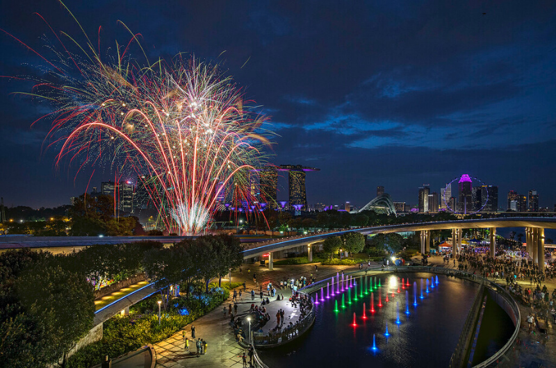 6 Places To Catch The New Year's Eve Fireworks With Family ...