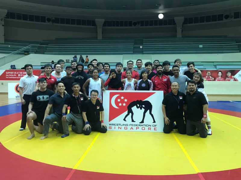 2016 Commonwealth Wrestling Senior Championships