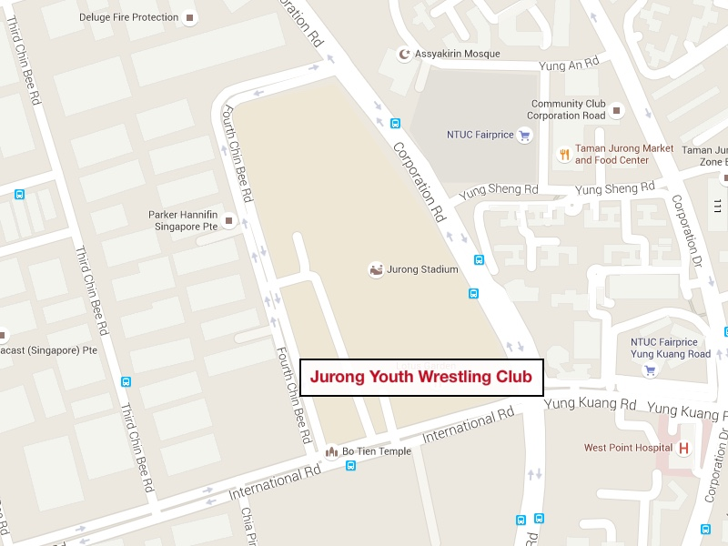 Jurong Youth Wrestling Club