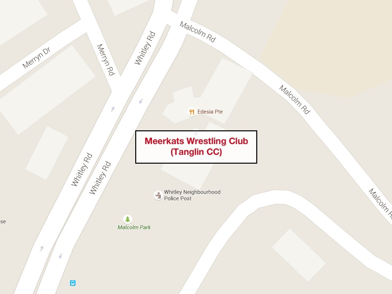 Meerkats Wrestling Club (Tanglin)