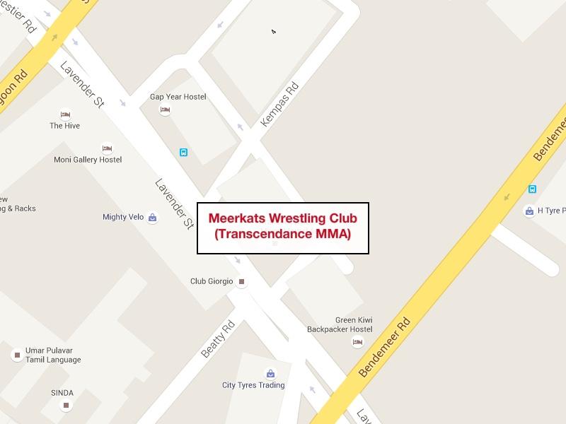 Meerkats Wrestling Club (Transcendance MMA)