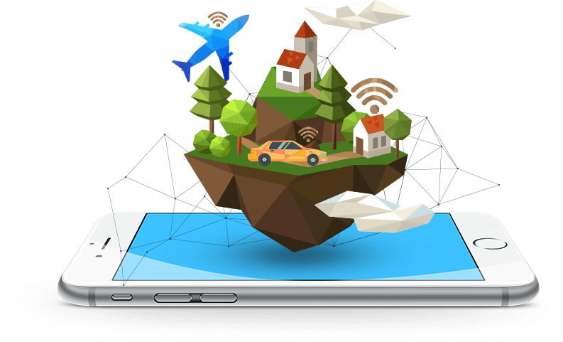 IoT Solutions Connecting People and Devices