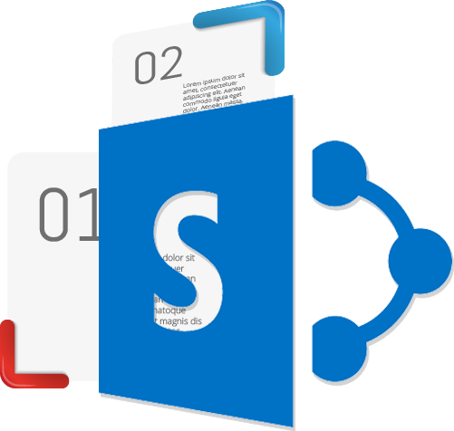 Industry parallel Sharepoint service simplifying business activities