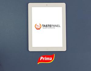 Prima Survey iPad App
