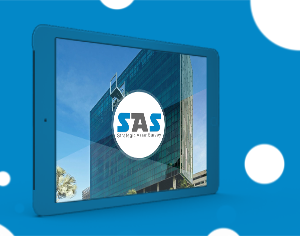 SAS iPad App