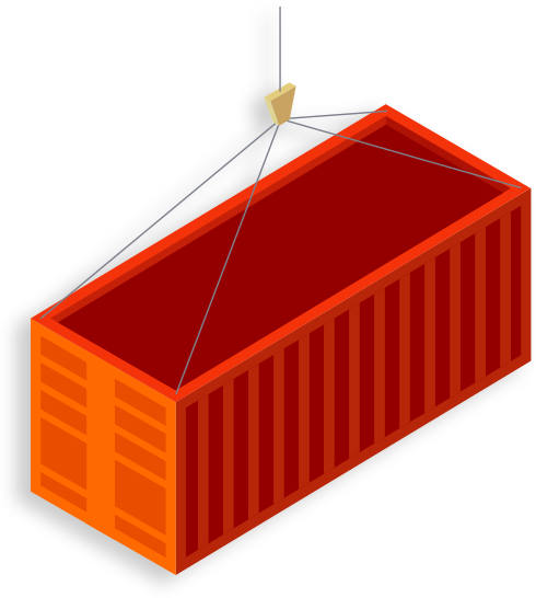Cindicium - Weigh Cargo Container Without Manual Efforts and Errors