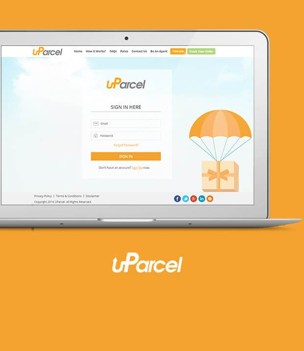 uParcel