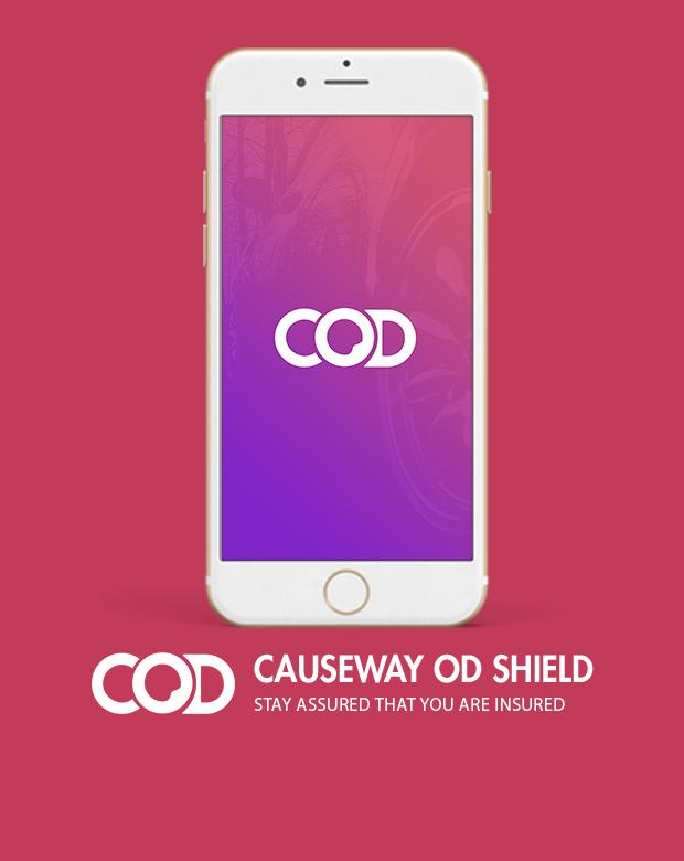 COD - CAUSEWAY OD SHIELD