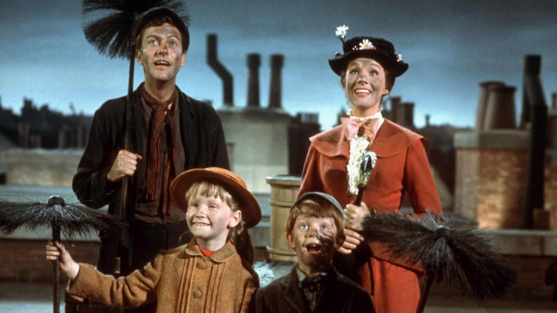 แมรี ป๊อปปินส์ (Mary Poppins)