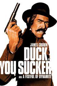 ศึกถล่มเมือง (Duck You Sucker)