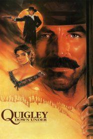 สิงห์ร้ายปืนไกล (Quigley Down Under)