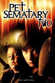 กลับจากป่าช้า ภาค 2 (Pet Sematary 2)