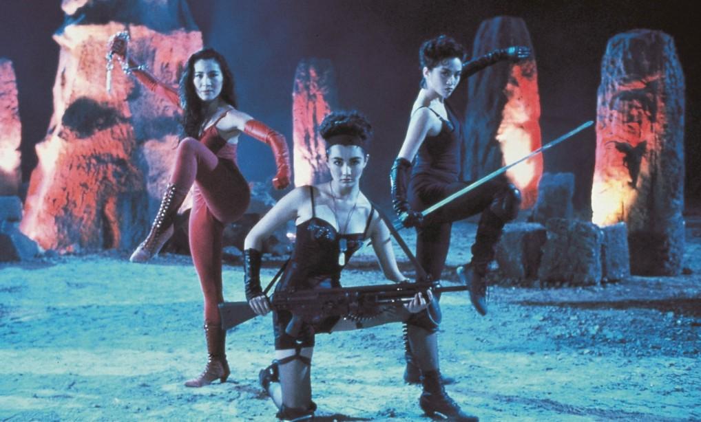 สวยประหาร ภาค 1 (Heroic Trio)