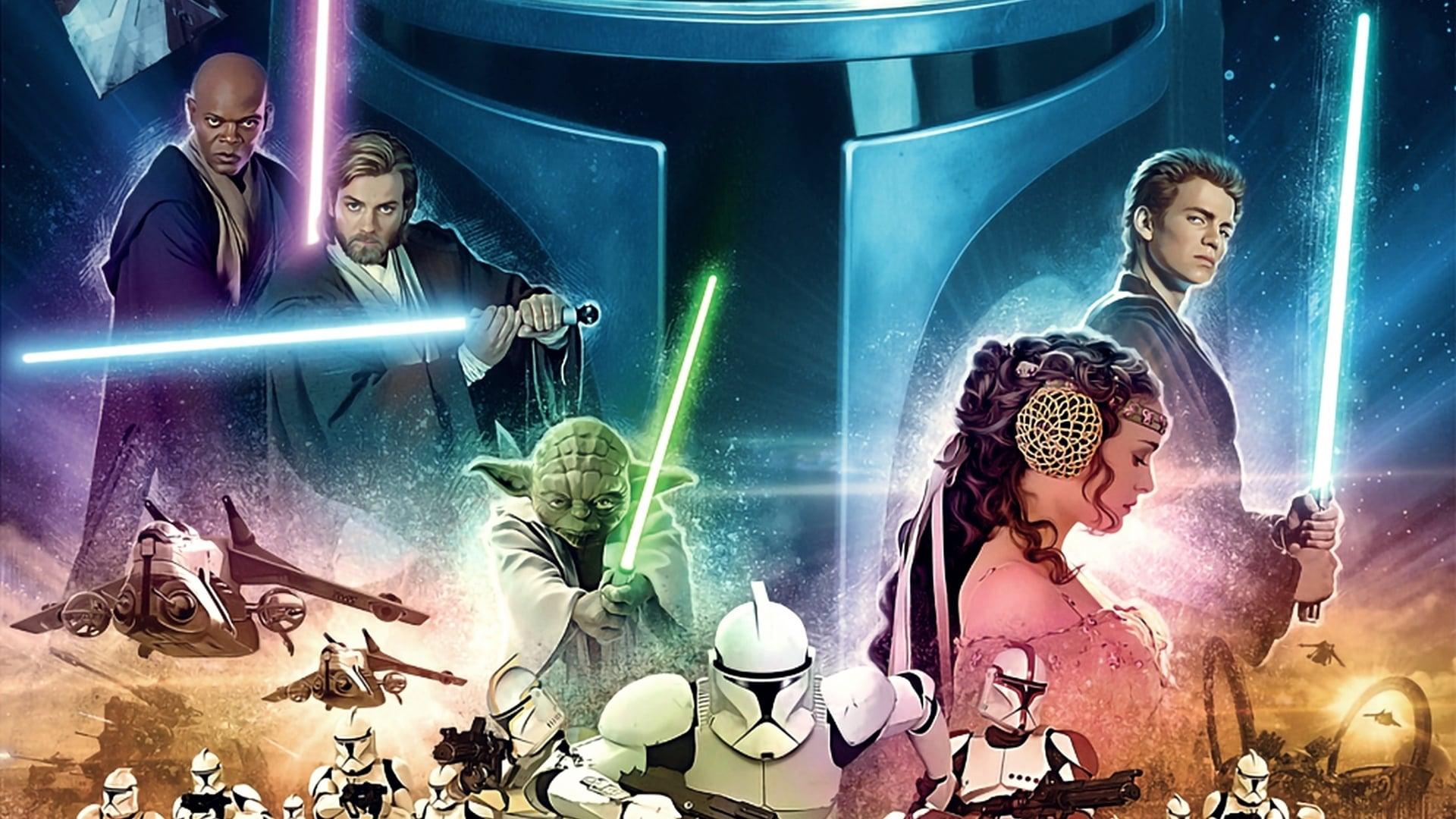 สตาร์ วอร์ส ภาค 2 (Star Wars Episode 2)