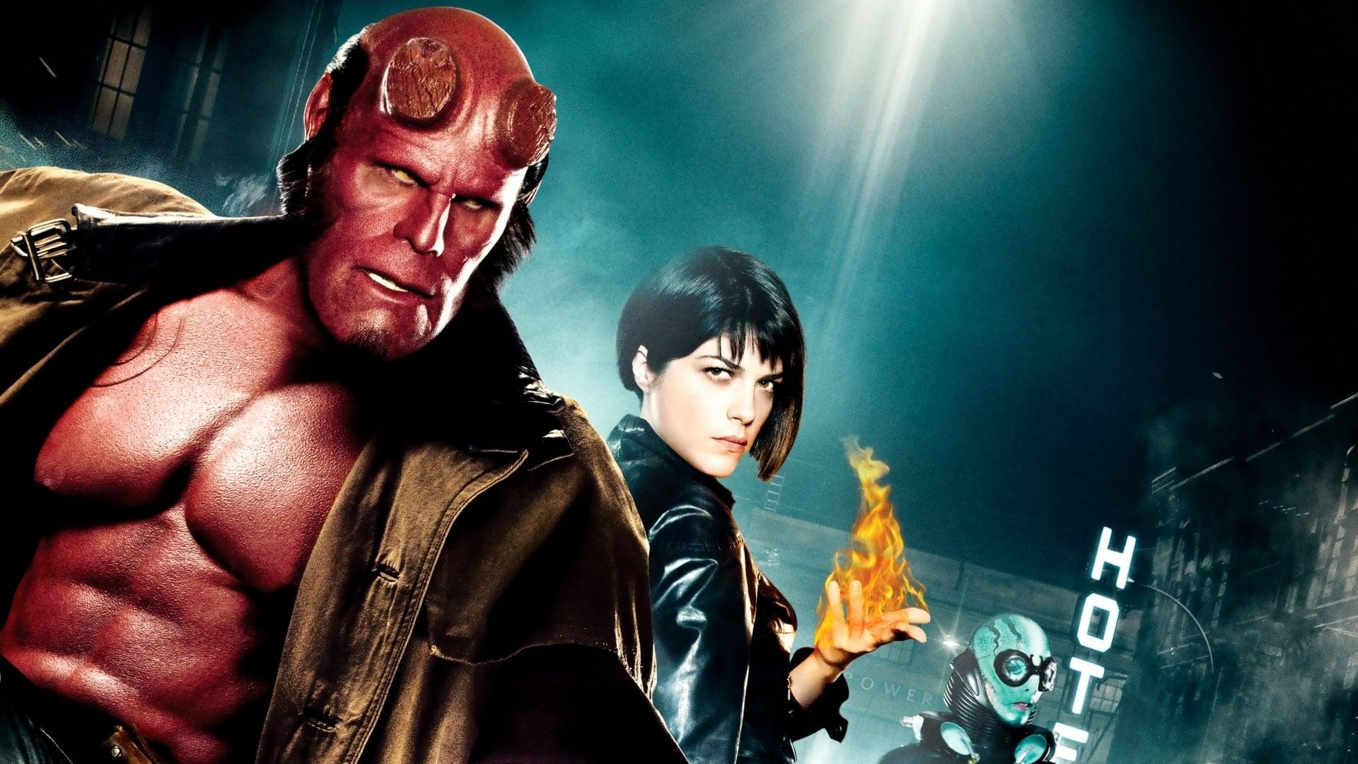 เฮลล์บอย ฮีโร่พันธุ์นรก ภาค 1 (Hellboy)