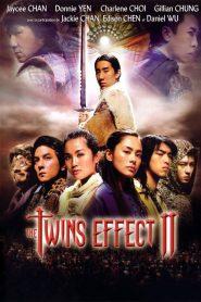 คู่ใหญ่พายุฟัด ภาค 2 (The Twins Effect 2)