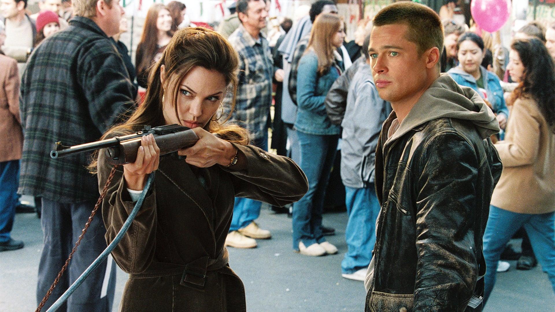 Mr. & Mrs. Smith : นายและนางคู่พิฆาต