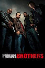 4 ระห่ำดับแค้น (Four Brothers)