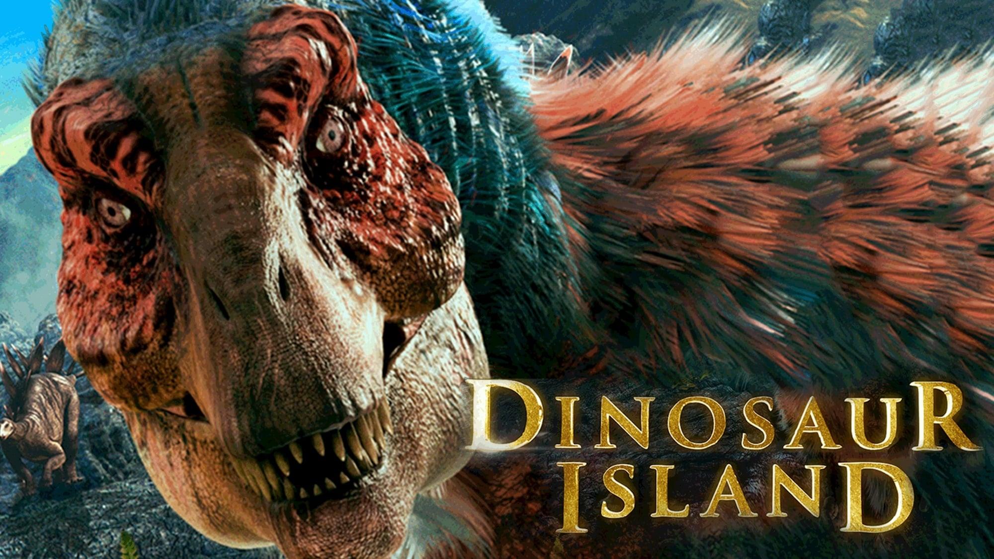 ผจญภัยเกาะไดโนเสาร์ (Dinosaur Island)
