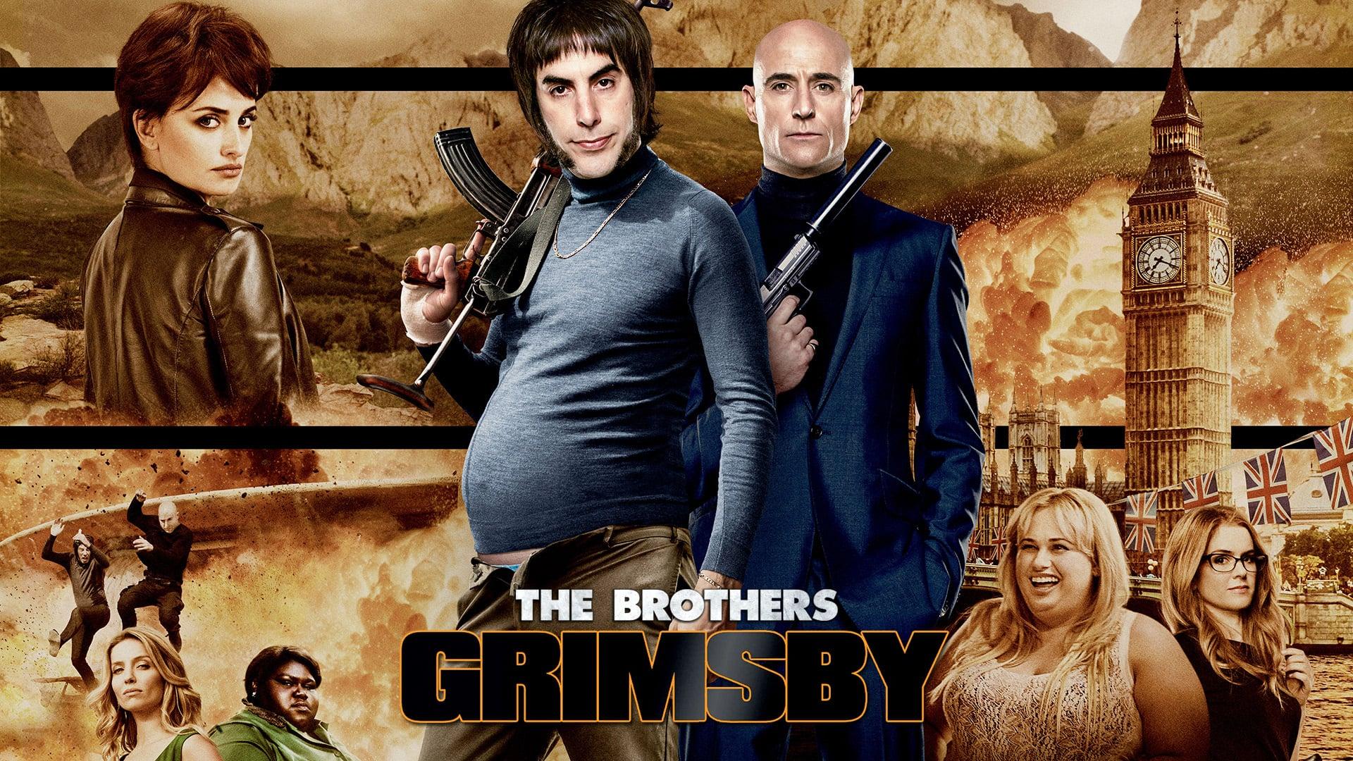 เดอะ บราเดอร์ กริมสบี้ (The Brothers Grimsby)
