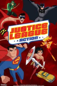 Justice League Action (จัสติซลีก)