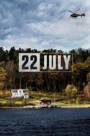 22 กรกฎาคม วันมหาโหด (22 July)