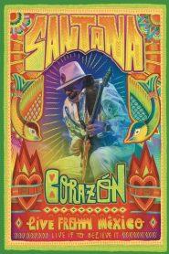 Santana: Corazón Live from Mexico