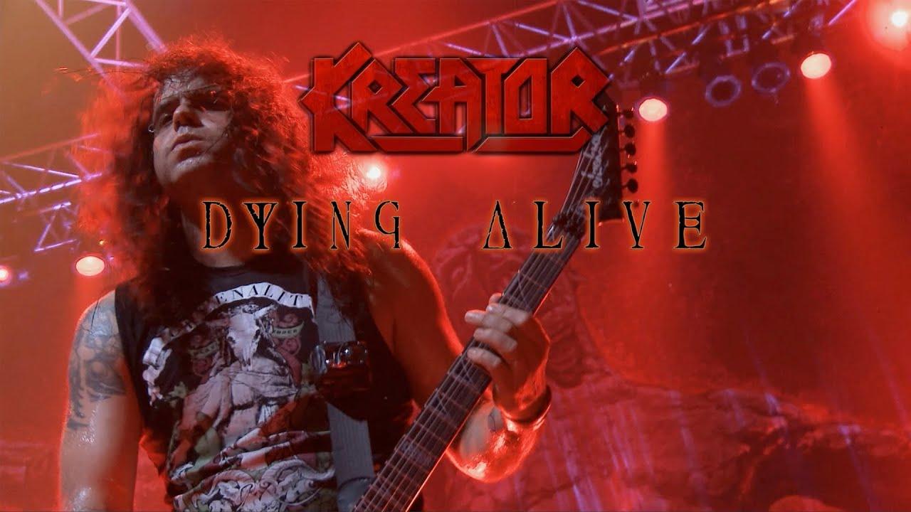 คอนเสิร์ต Kreator – Dying Alive