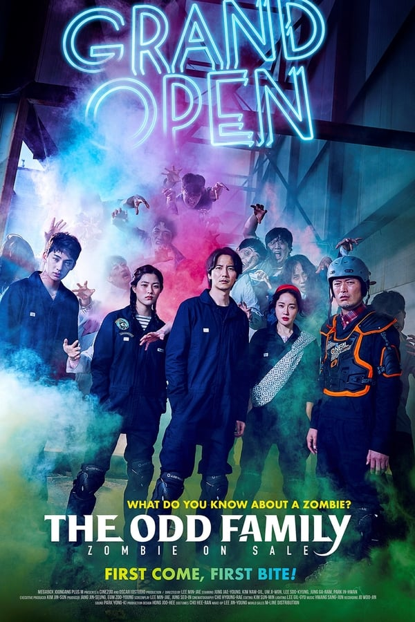 Resultado de imagem para odd family zombie on sale poster