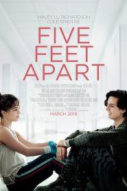 ขออีกฟุตให้หัวใจเราใกล้กัน (Five Feet Apart)