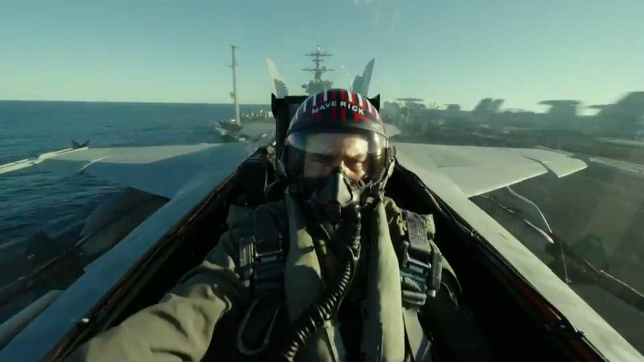 [ตัวอย่างหนัง] ท็อปกัน: มาเวอริค (Top Gun 2)