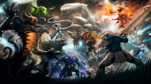DotA (Defense of the Ancients