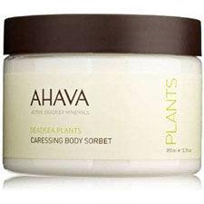 Ahava+active+deadsea+minerals+deadsea+plants+caressing+body+sorbet