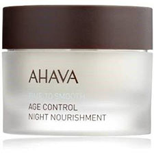 Ahava+time+to+smooth+age+control+night+nourishment