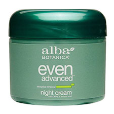 Alba+botanica+even+advanced+night+cream+with+dmae+%26+thioctic+acid+sea+plus+renewal