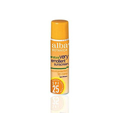 Alba+botanica+natural+very+emollient+sunscreen+natural+protection+lip+care+spf+25
