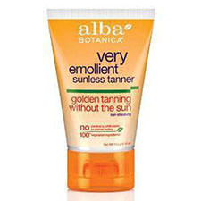 Alba+botanica+very+emollient+sunless+golden+tanning+without+the+sun