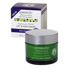 Andalou+naturals+hyaluronic+dmae+lift+%26+firm+cream
