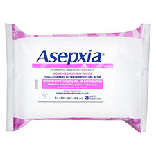 Asepxia+acne+medicated+wipes