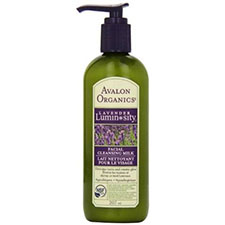 Avalon+organics+lavender+facial+cleansing+milk