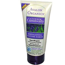 Avalon+organics+lavender+luminosity+exfoliating+enzyme+scrub