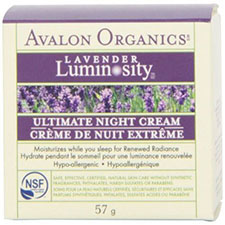 Avalon+organics+lavender+luminosity+ultimate+night+cream