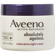 Aveeno+absolutely+ageless+restoring+night+cream