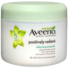 Aveeno+active+naturals+positively+ageless+daily+cleansing+pads
